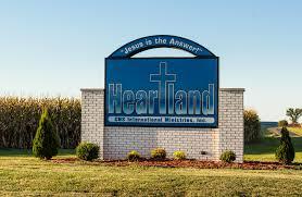 Heartland sign